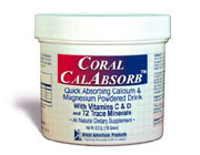 Coral Cal Absorb